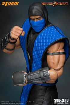 Storm Collectibles Mortal Kombat SUB-ZERO